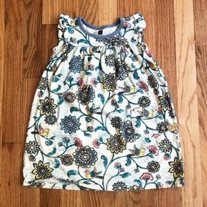 Tea Collection floral dress - Size 5 (girls)